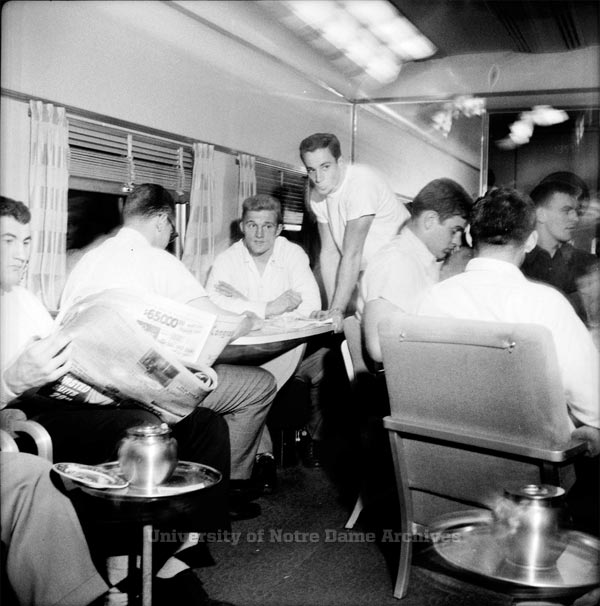 001: Traveling by train in 1949