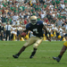 Carlyle Holiday ('04) in the open field against Michigan at Notre Dame Stadium.