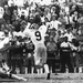 Harry Oliver ('83) boots a 51-yard field goal as time expires, giving Notre Dame a 29-27 win against Michigan in 1980.