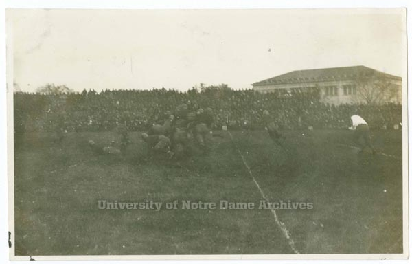 1920 Notre Dame Army game
