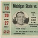 Oct. 9, 1948: Notre Dame 26, Michigan State 7