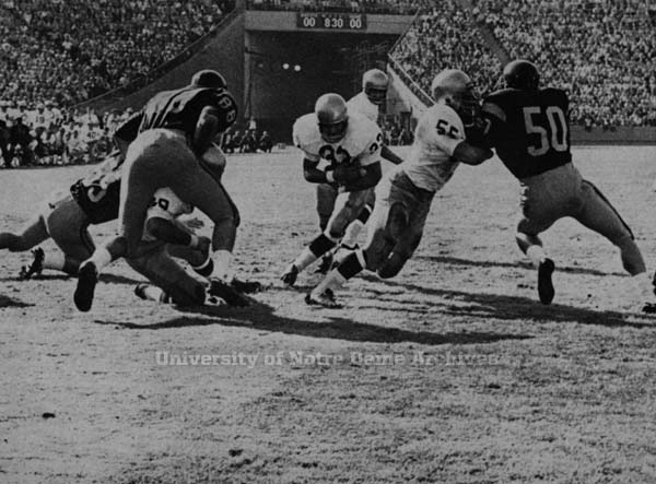 1966 ND USC Larry Conjar