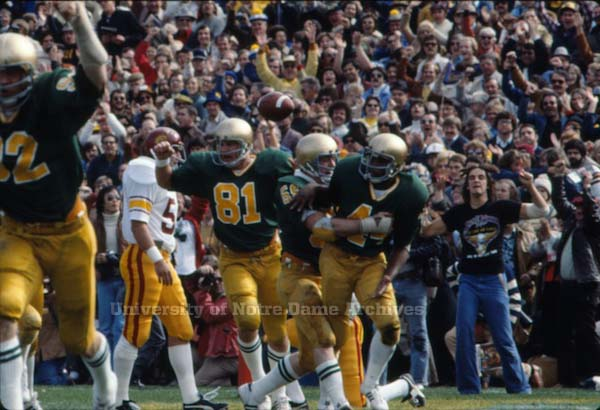 various colors c3f0d 7a6f2 The Green Jersey Game (1977 vs. USC) // Moments // 125 ...