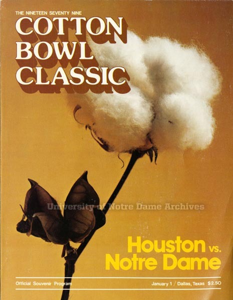 Cotton Bowl program